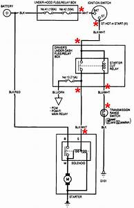1998 Honda Civic Ignition Wiring Diagram