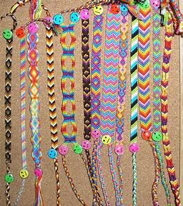 Bracelet Zipper Galleries  Friendship Bracelet Directions