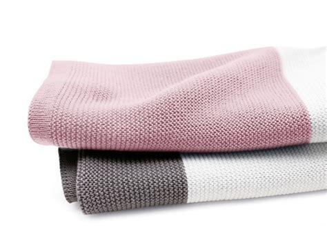 Bugaboo Light Cotton Blanket Soft Pink Multi
