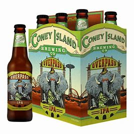 Image result for coney island overpass ipa