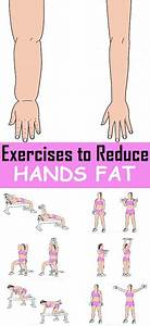 Exercises to Reduce Hands Fat - Womensmap