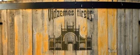 Vidzeme Market - Welcome to the Riga Central market