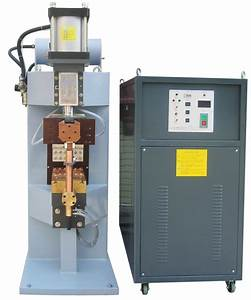 Automatic Dc Capacitor Discharge Welding Machine