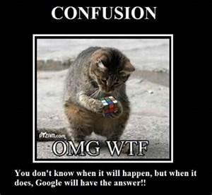 Funny Confused ... Delirium Funny Quotes