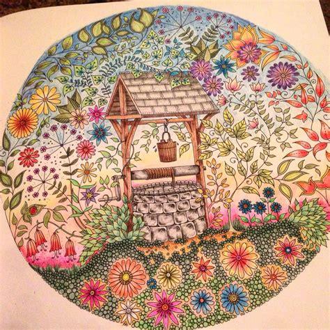 secret garden colouring book   johanna basford secret garden secret garden coloring