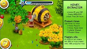 Guide To The Honey Extractor In Hay Day