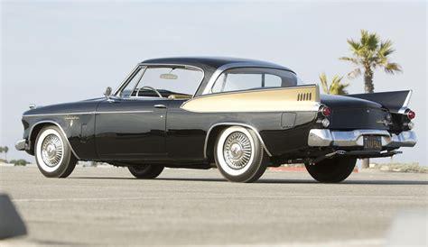1958 Studebaker Golden Hawk - Information and photos ...