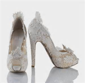 wedding shoes for brides dainty ivory lace platform bridal wedding shoes 2013 bridal wedding ideas prom