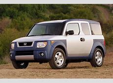 200311 Honda Element Consumer Guide Auto