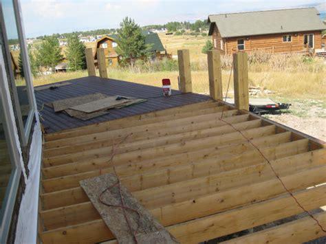Installing Trex Decking by Trex Installation