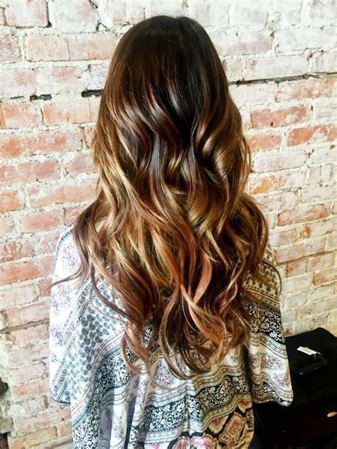 dunkle haare färben mit ombre dunkle haare effektvoll aufhellen haare ombr 233 haare ombr 233 haare f 228 rben und haare