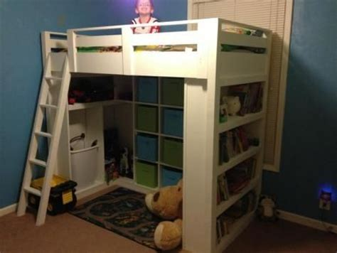 loft bed    home projects  ana white