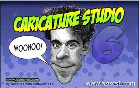 Membuat Karikatur Dengan Software Caricature Studio 6.6.12