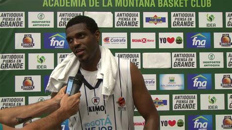 ANTONIO DAVIS basketbolista de Piratas de Bogotá - YouTube