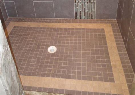 Bathroom Shower Floor Repair Amerirevizion