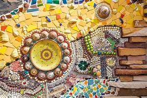 Mosaik Selber Machen : mosaik im garten so legen sie es selbst ~ Lizthompson.info Haus und Dekorationen