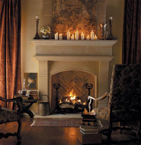 livingroom fireplace normandy cast fireplace mantel traditional