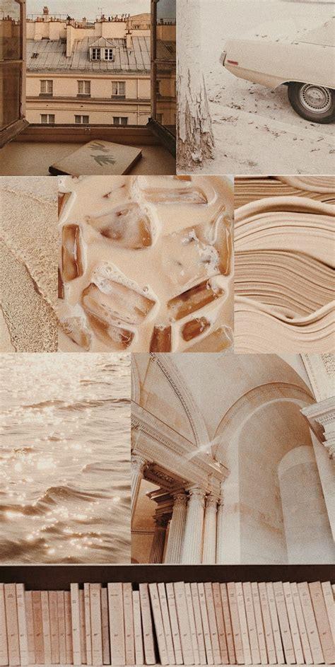 beige aesthetic wallpaper