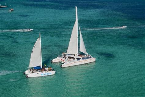 Catamaran Excursions In Punta Cana by Bebe Catamaran Sailboat Excursion Tours Punta Cana