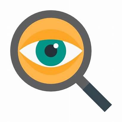 Detective Mata Detektif Icon Ojo Buscar Pencarian