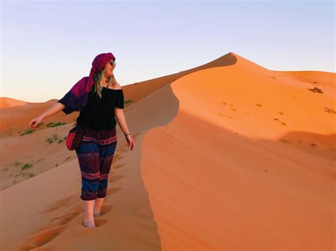 How To Visit The Sahara Desert Morocco Seven Continents