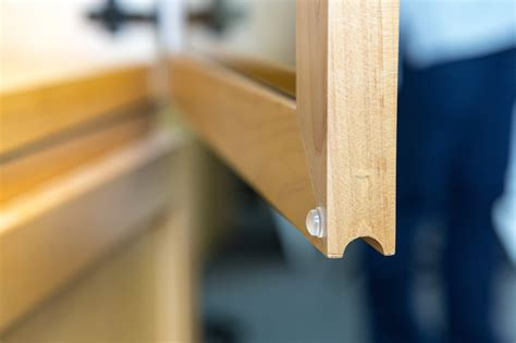 goodbye noisy cabinets   cabinet bumpers
