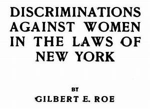 womens suffrage essay thesis