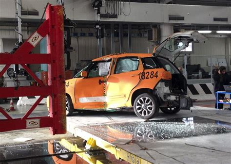 si鑒e auto crash test il crash test live dal centro sicurezza fiat esclusivo sicurauto it