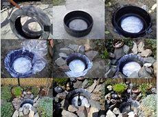 DIY small garden fountain Garden Fountains Pinterest