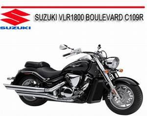 Suzuki Vlr1800 Boulevard C109r 2008 Onward Bike Manual
