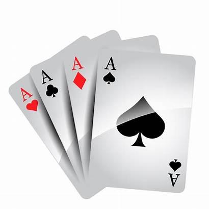 Cards Solitaire Casino Searchpng Lit Poker Cigarette