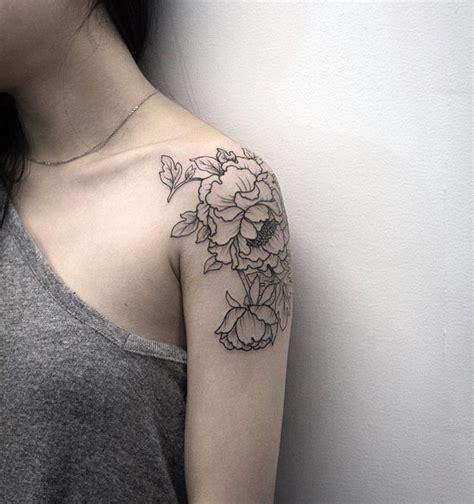 peony tattoo tattoos pinterest tatouage tatouage
