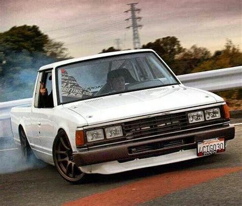 nissan pickup drift drifting nissan truck dream car garage pinterest