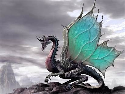 3d Wallpapers Dragon Dragons