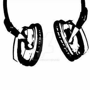 Kavinsky DJ Headphones by Yiane on DeviantArt