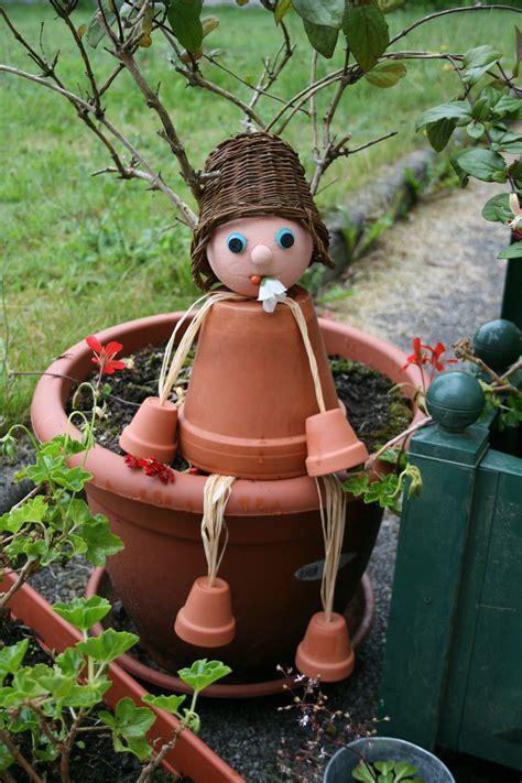 Bonhomme Pot De Fleur Bonhomme En Pot De Fleur Les 34 Meilleures