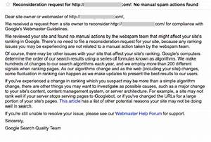 The Definitive Guide To Google Manual Actions And Penalties
