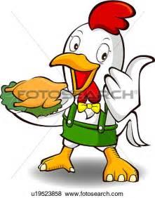 Chicken Food Clip Art