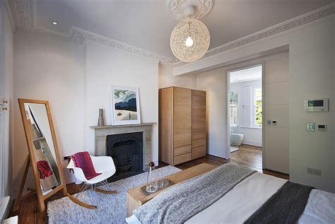 modern extension   victorian house  london