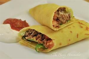 Cornmeal Soft Shell Taco's – Original and Gluten free