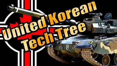 Tree Thunder War Tech Developers Passed Korean