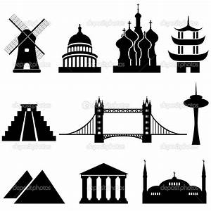 silhouette of famous landmarks | Famous Silhouettes http ...