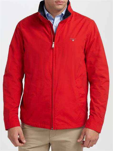 Jacket For by Gant Mid Length Jacket In For Lyst