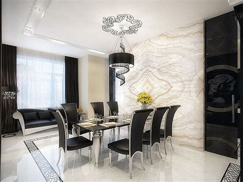 modern dining room ideas youll fall  love