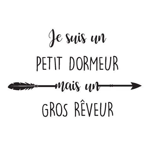 Petit Dormeur by Sticker Citation Je Suis Un Petit Dormeur Mais Un Gros