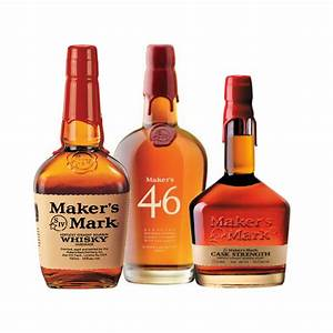 Send Maker U0026 39 S Mark Bourbon Trio Gift Set Online