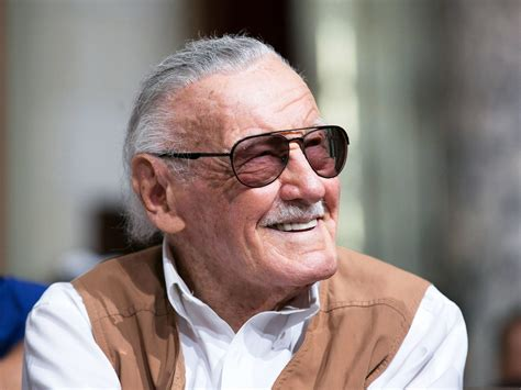 RIP Stan Lee: What 20 Years of Lunches With the Comics ...