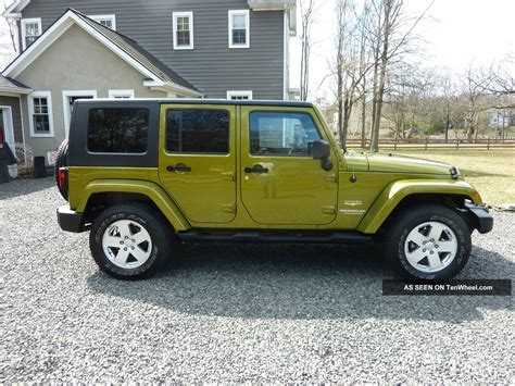 jeep wrangler unlimited soft top 2007 jeep wrangler unlimited sahara with hard and soft tops