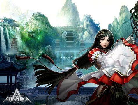 Atlantica Online Wallpaper and Background Image 1280x975
