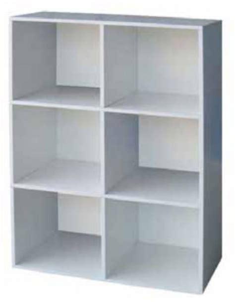 Libreria Cubo by Libreria Cubo A 6 Vani Ciliegio Mobile Componibile Cm